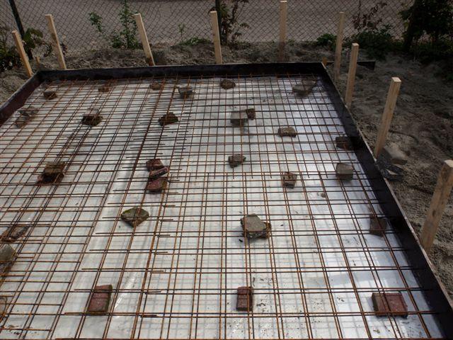 Storten betonvloer, Colijnsplaat